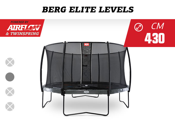 BERG Elite Levels