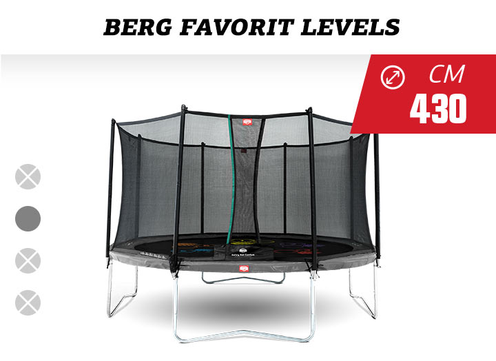 BERG Favorit Levels