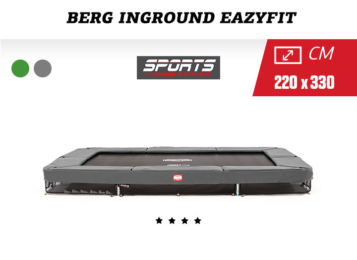 BERG InGround Sports Eazyfit