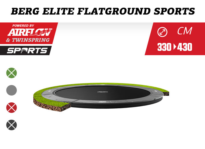 BERG FlatGround Sports Elite