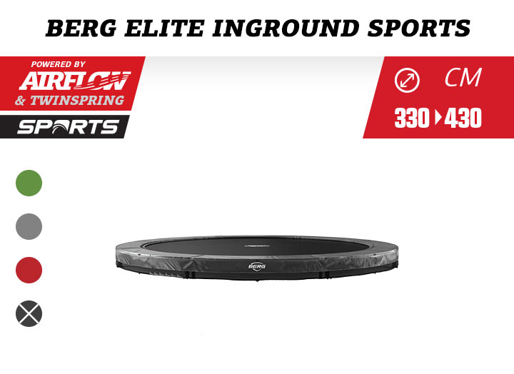 BERG InGround Sports Elite