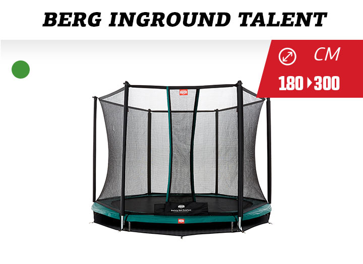 BERG InGround Talent