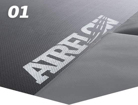 BERG Airflow tapis de saut