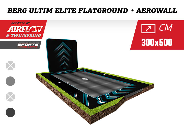 BERG Ultim Elite + Aerowall