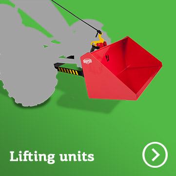 Lifting-units