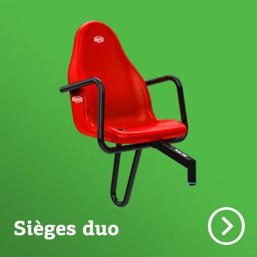 Sièges duo