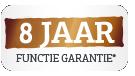 Trampoline garantie