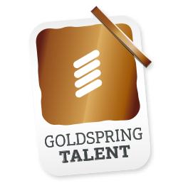 Trampoline goldspring