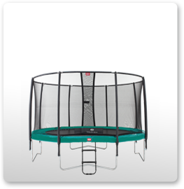 Trampoline safetynet