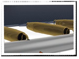 Trampolines molas