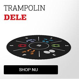 Trampoline dele